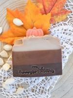 Hummingbird Naturals Pumpkin Cupcake Soap