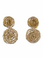 LPL Creations AB Spyral Earrings