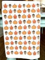 Fall Day Tea Towel