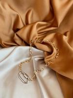Bofemme Bofemme Bordeaux Necklace Silver