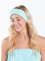 Bella Il Fiori Spa Headband in Aqua