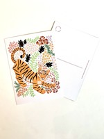 One & Only Paper Tiger Postcard Print I