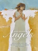 Angels Art and Devotions Book
