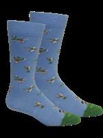 1984 Duck Hunt in Bella Blue Socks