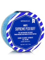 Spongelle Pedi Buff in Cedar