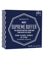 Spongelle Supreme Buffer in Cedar