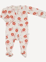 Charming Mary Lion Footie Sleeper