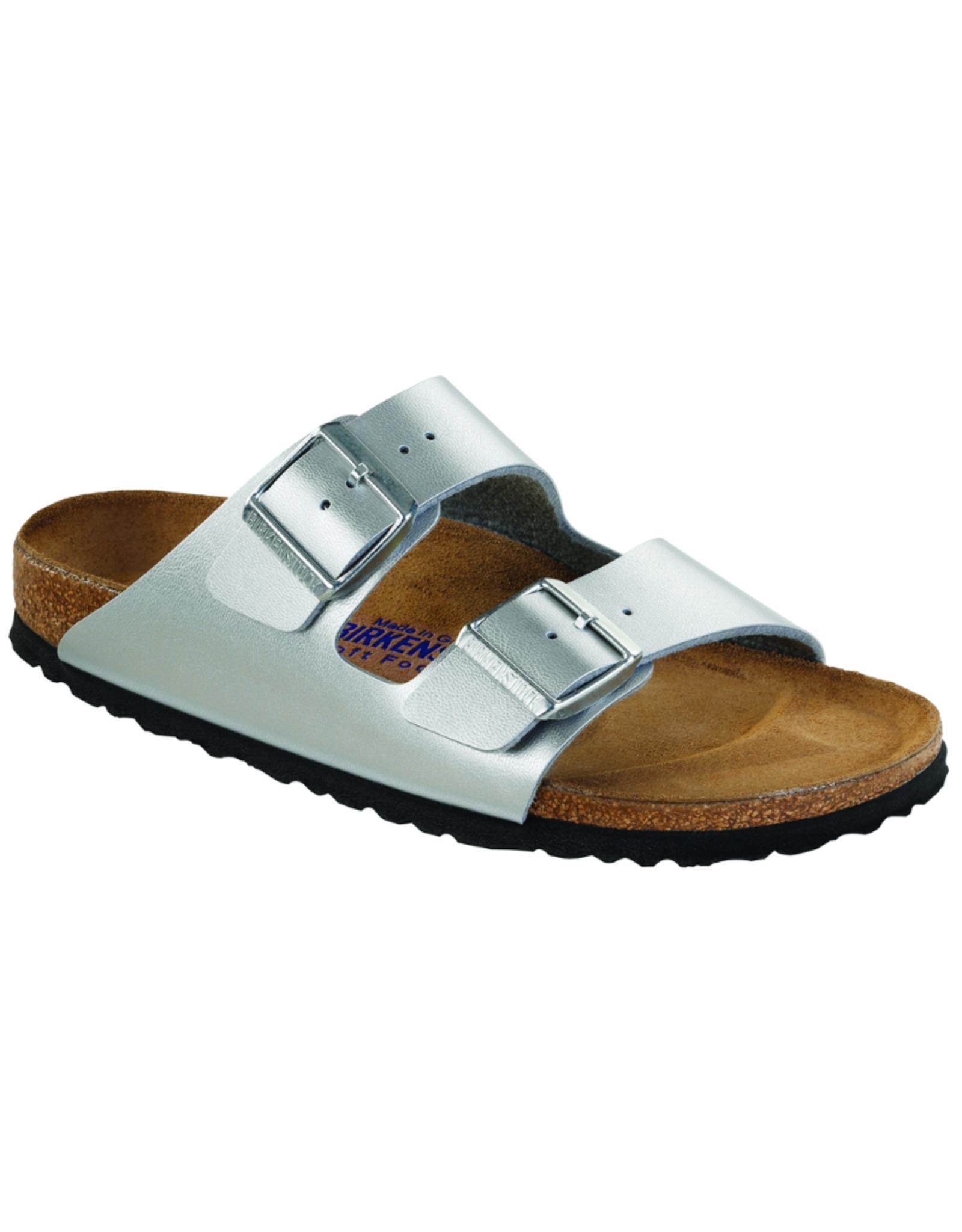 Arizona Silver Birko-Flor Soft Footbed