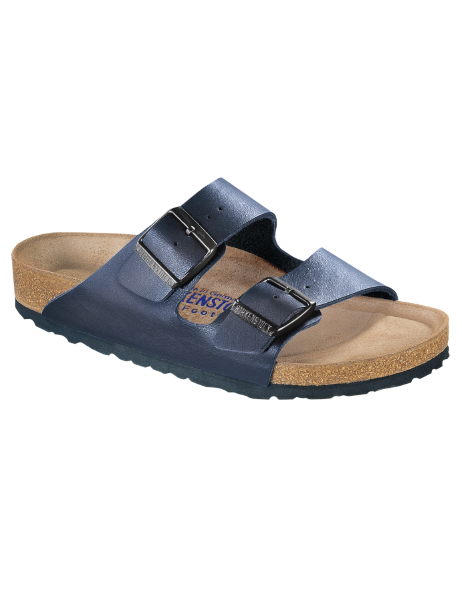 Arizona Blue Birko-Flor Soft Footbed