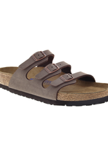 Florida Mocca Birkibuc Soft Footbed