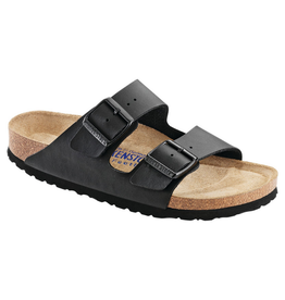 Arizona Black Birko-Flor Soft Footbed