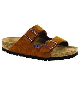 Arizona Mink Suede Soft Footbed