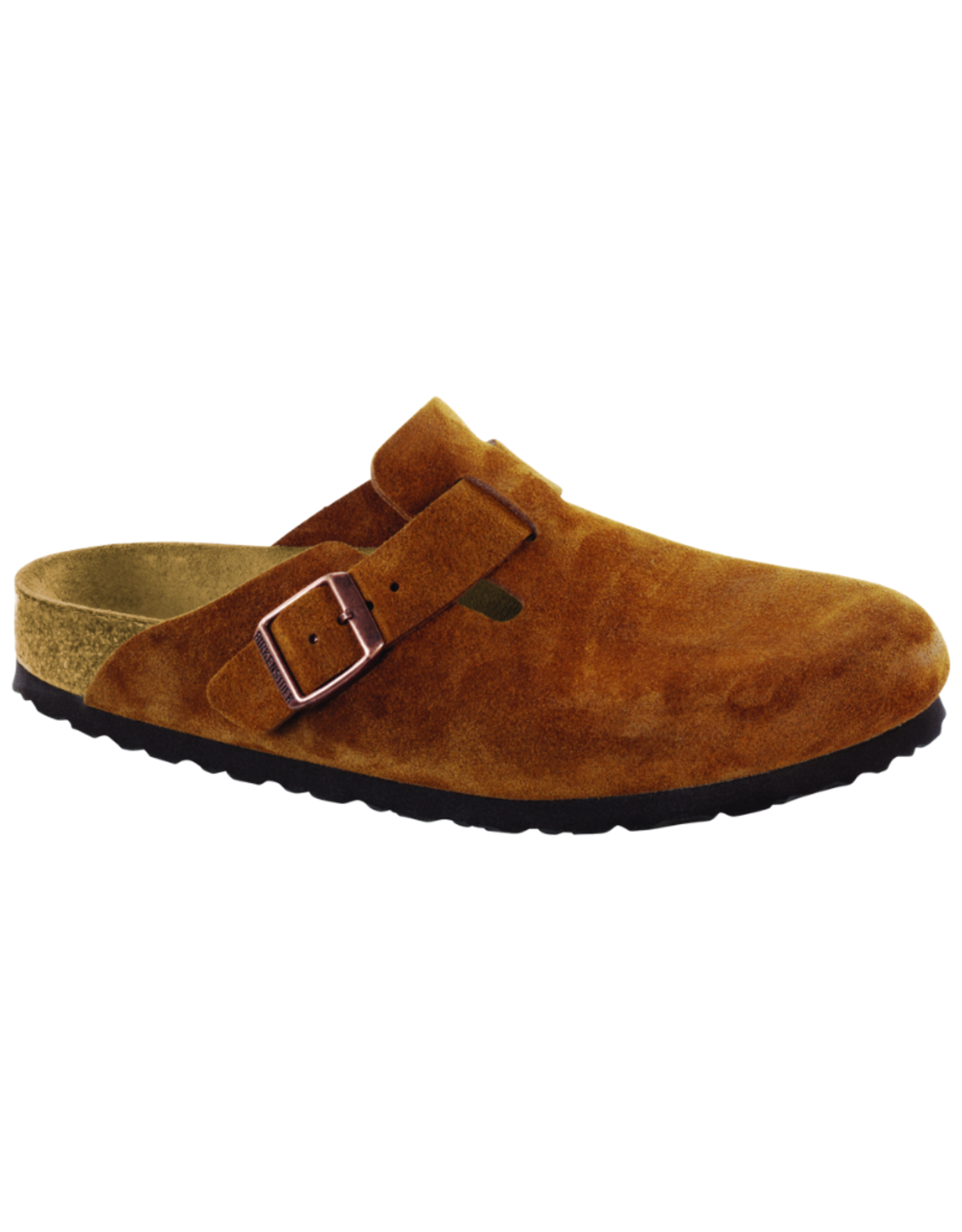 Boston Mink Suede Soft Footbed