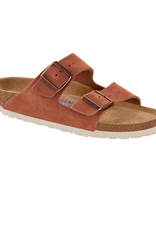Arizona Earth Red Suede Soft Footbed