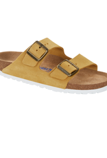 Arizona Ochre Suede Soft Footbed