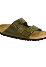 Arizona Jade Oiled Leather Soft Footbed