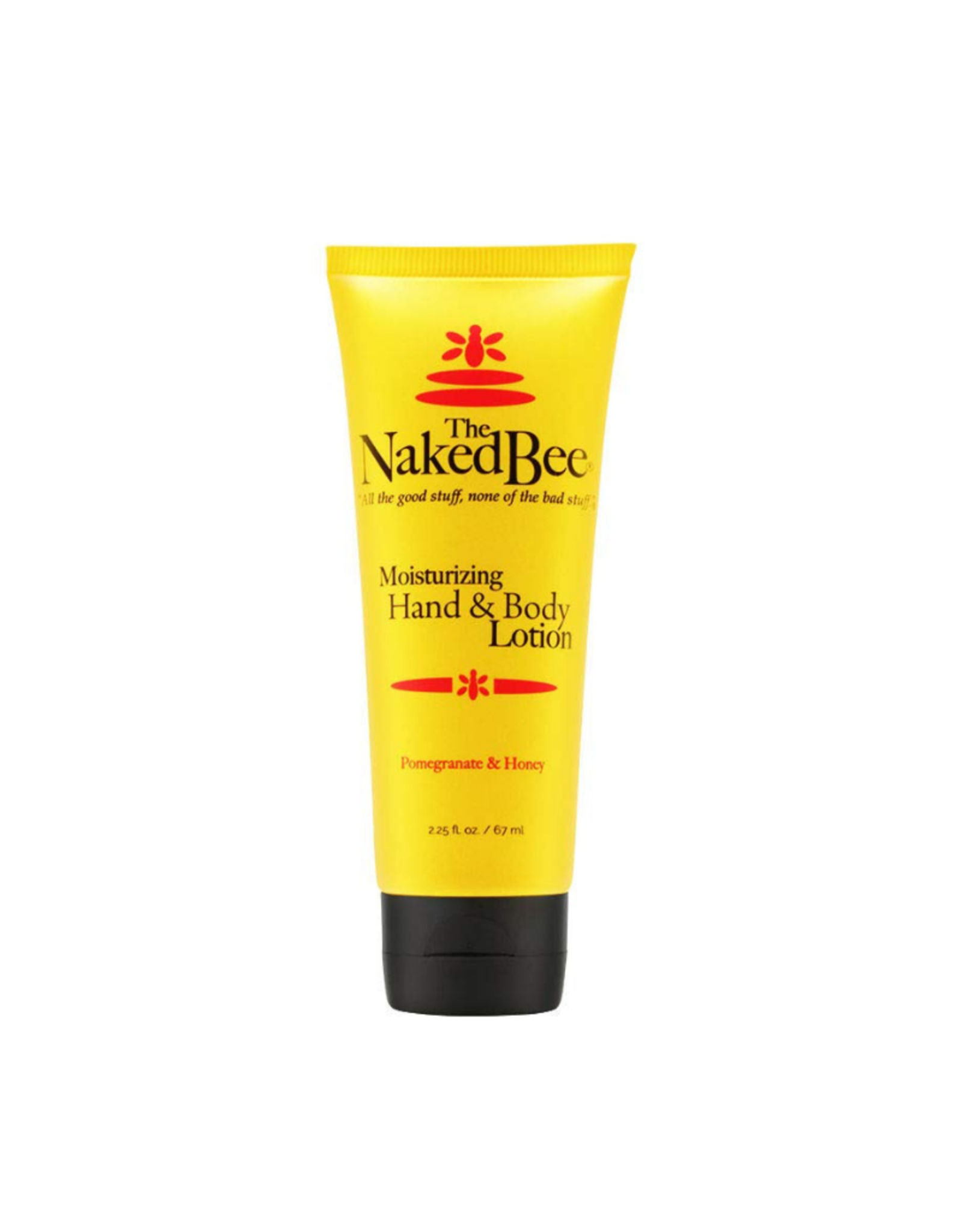 The Naked Bee Moisturizing Hand and Body Lotion 2.25oz