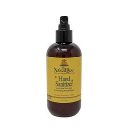 The Naked Bee Hand Sanitizer Orange Blossom Honey  8oz