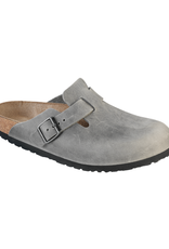 Boston Iron Oiled Leather Soft Footbed