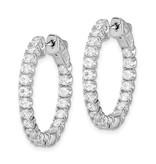 This Is Life Hello Gorgeous! Hoop Earrings