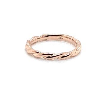 Lavish Twist Ring 14ktr