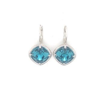 Bright Lights Radiance Earrings w/Attached Lever Backs