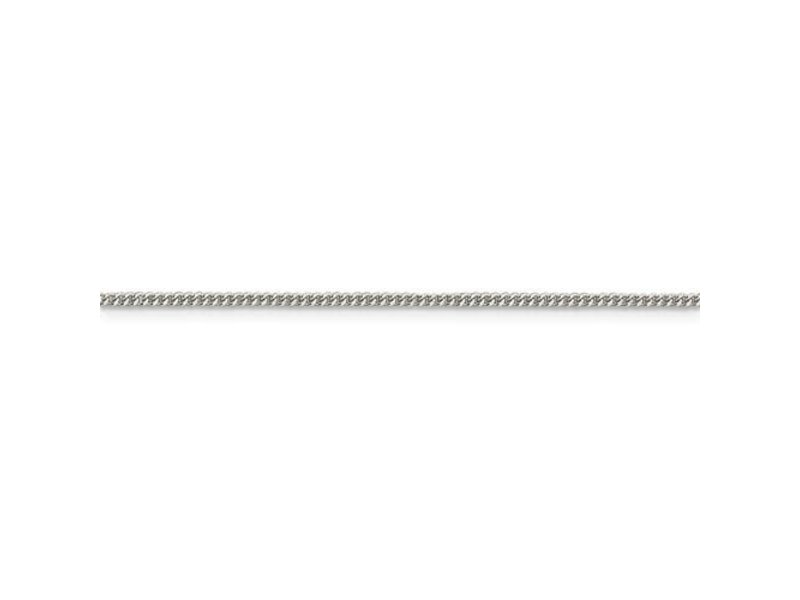 """This Is Life Curb Chain Sterling Silver 1.5mm -  20"""""""