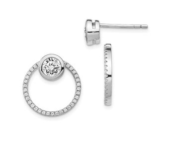 The Perfect Combination Sterling Silver Earring