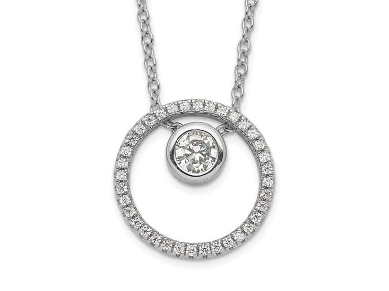 This Is Life The Perfect Combination Sterling Silver Necklace