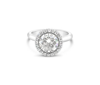 Crown Jewel Diamond Engagement Ring - 2.44ct tw