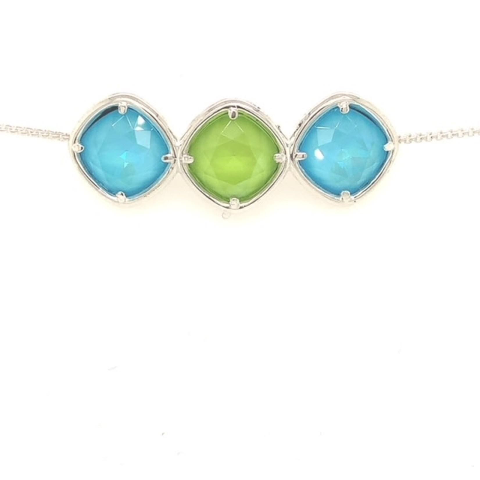 Bright Lights Bright Lights Radiance Bracelet - 3 Stone