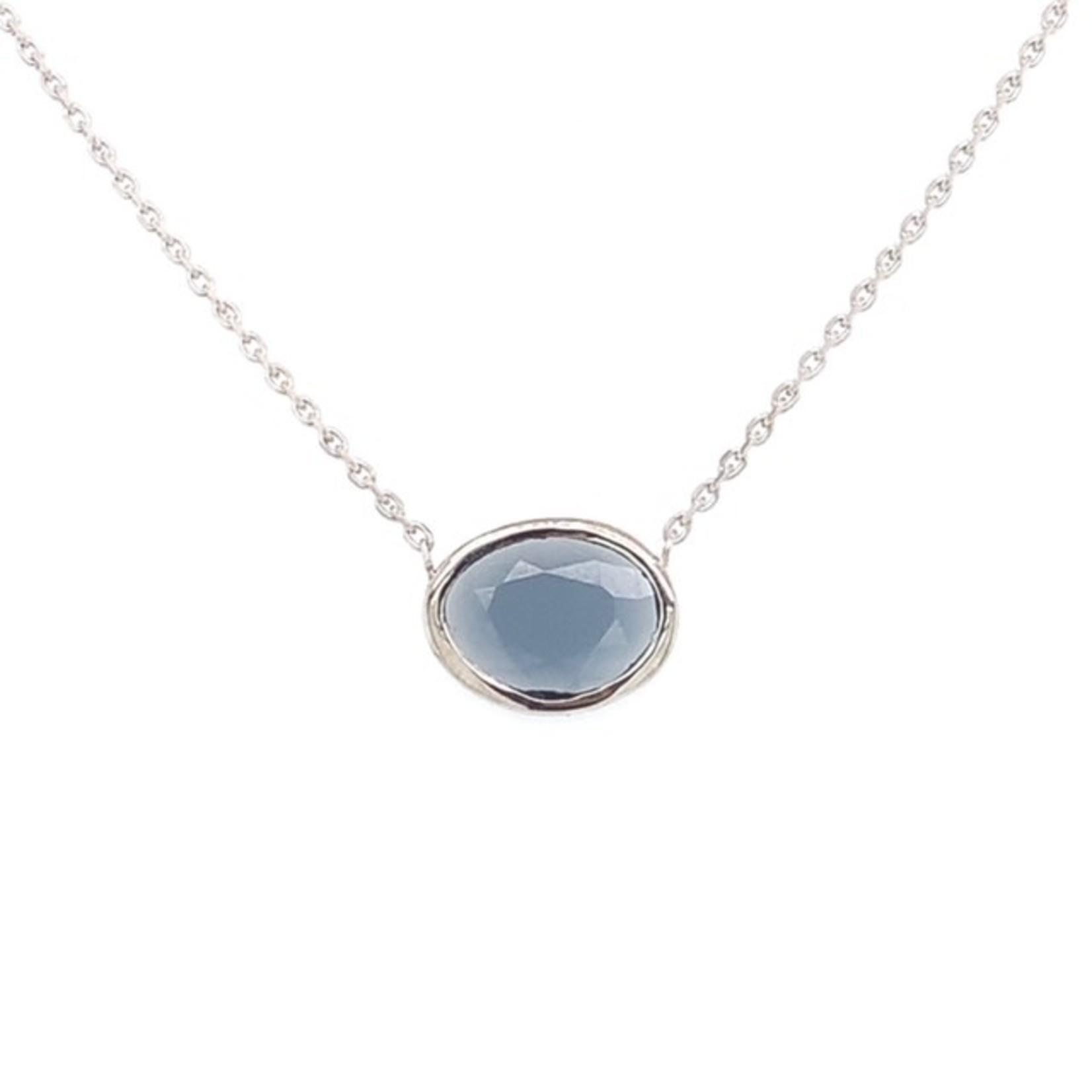 On The Edge Unique Beauty - Blue Sapphire