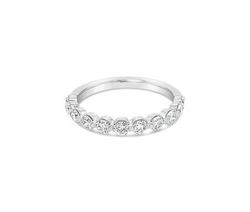 Elegant Distinction Diamond Band