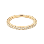 On The Edge Stand By Me Diamond Band 14kt YG