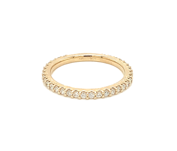 Stand By Me Diamond Band 14kt YG