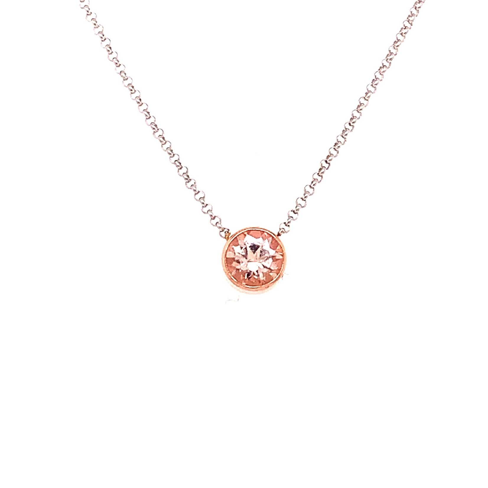 On The Edge Serendipity Necklace 10ktw