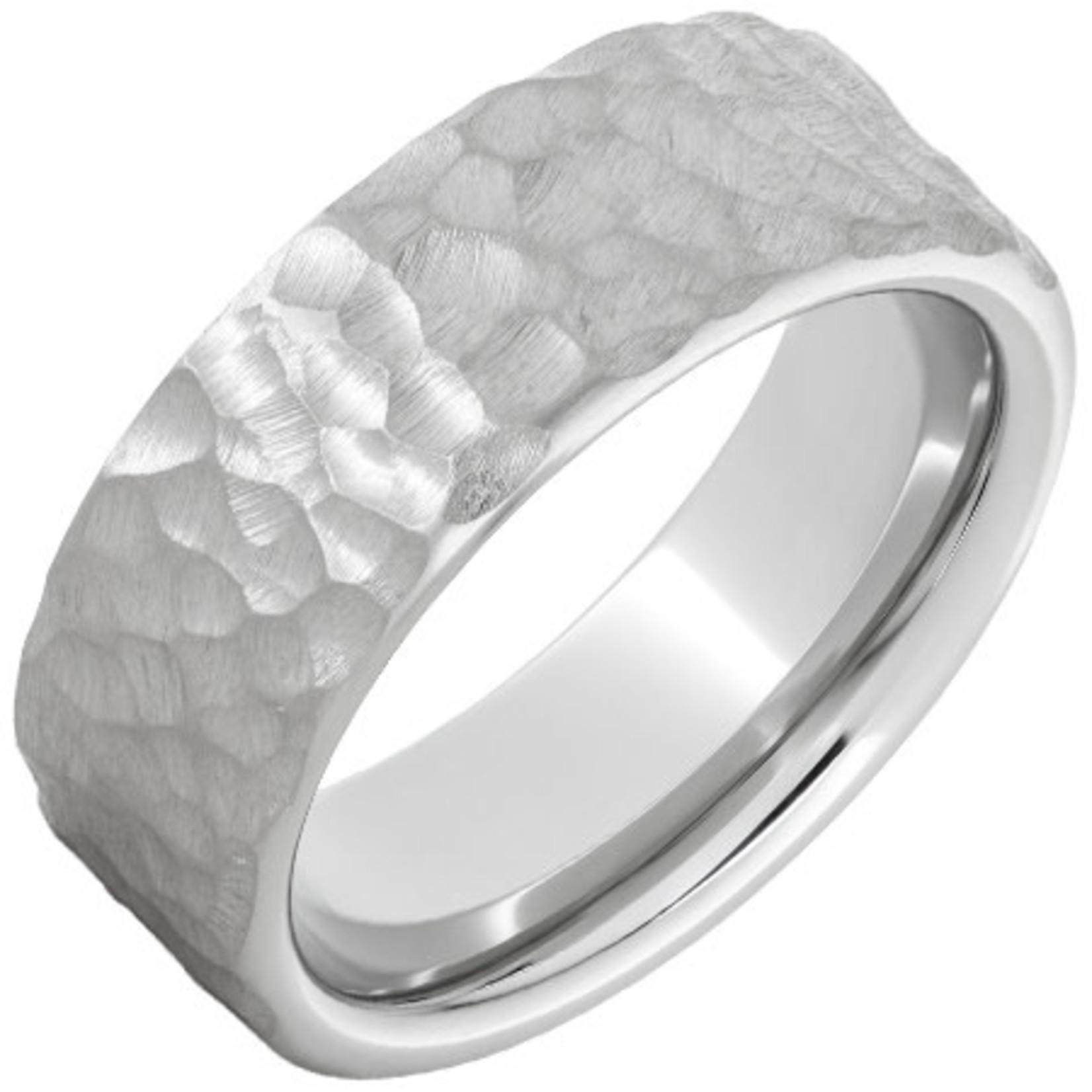 Serinium Wedding Bands Thor—Serinium® Pipe Cut Band