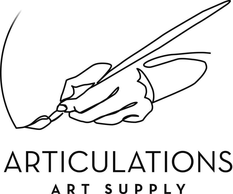 Articulations Art Supply Logo