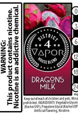 District 4 Vapor Dragons Milk