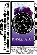 District 4 Vapor Purple Jesus