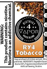 District 4 Vapor RY4 Tobacco