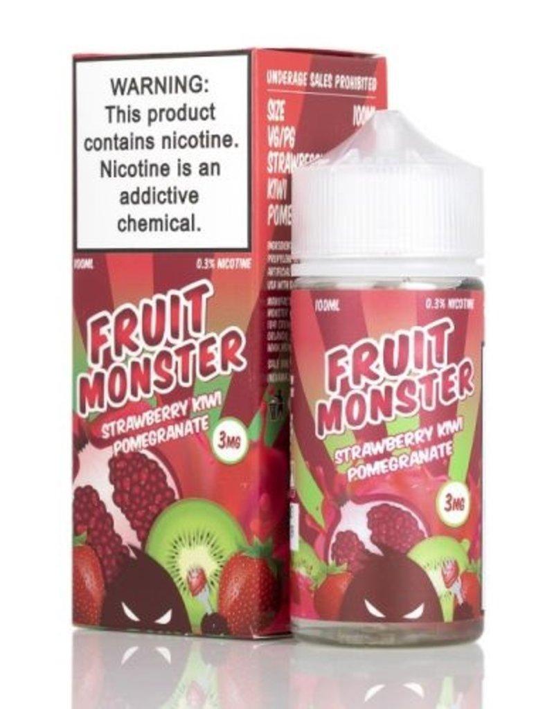 JAM MONSTER Strawberry Kiwi Pomegranate [Jam Monster]