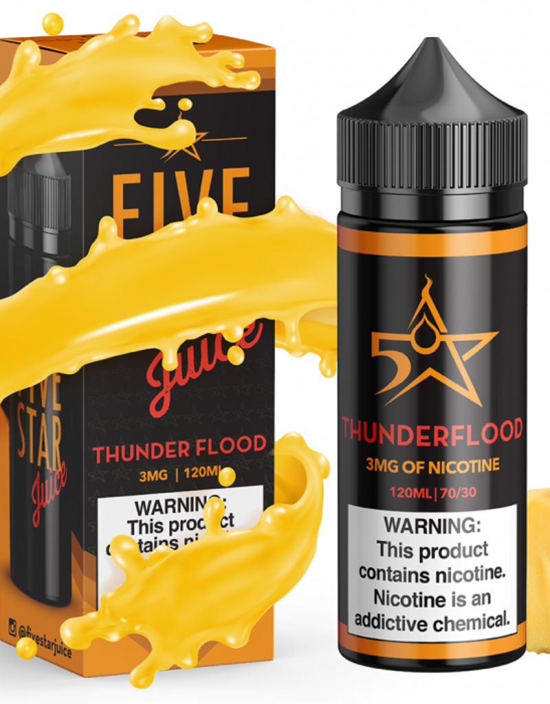 FIVE STAR Thunder Flood [Five Star]