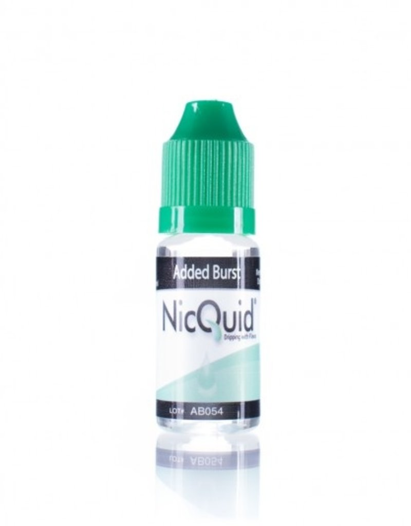 NICQUID Added Burst [NICQUID] 10ML