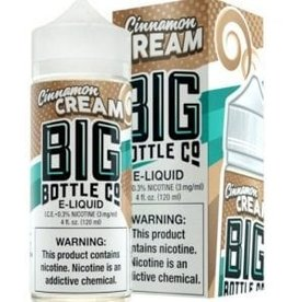 BIG BOTTLE CO Cinnamon Cream [Big Bottle Co]