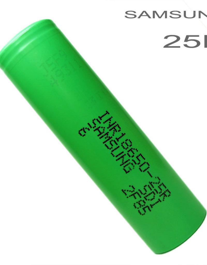 SAMSUNG 18650 SAMSUNG 25R