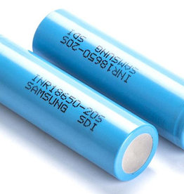 SAMSUNG Samsung 20S 18650- 2000mAh/ 30amp (BLUE)