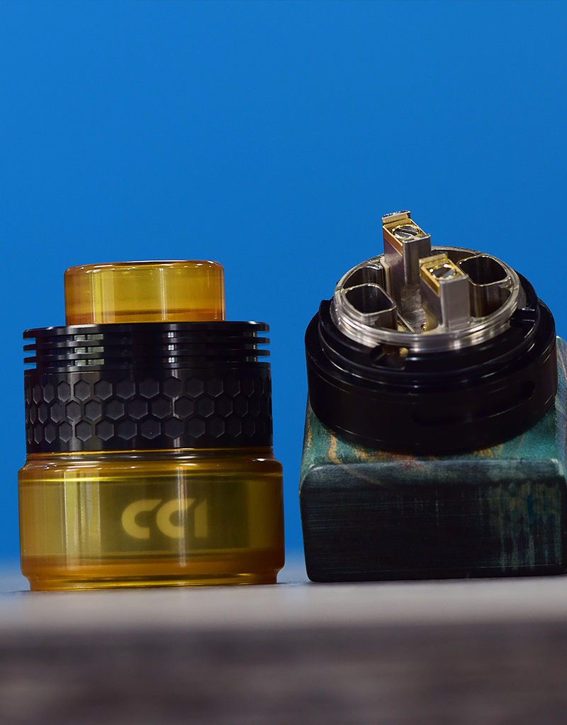 CLOUD CHASERS INC CCI Hive RTA 28mm