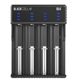 BLACKCELL Blackcell BU4 4bay Charger