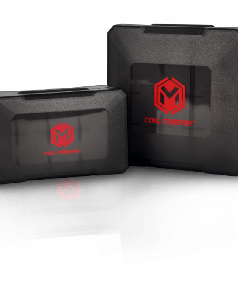 COILMASTER Coil Master 18650 Battery Case